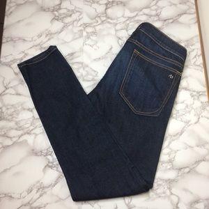 "Rag & Bone ""Dre"" skinny leg jeans, ""Beverlys"" wash"